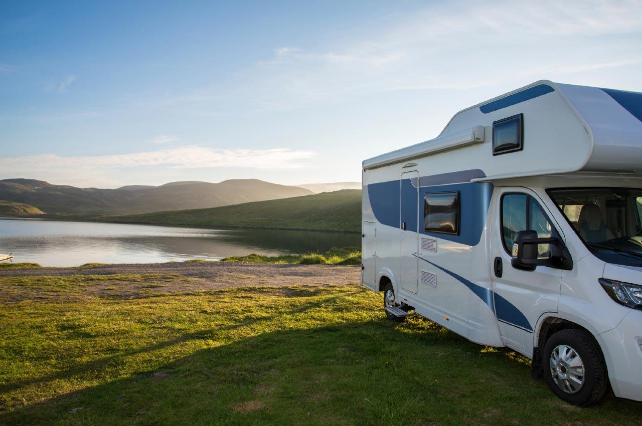 Campingstellplätze